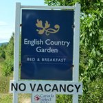 English Country Garden B&B resmi
