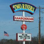 Foto de Two Rivers Campground