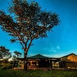 Ang'ata Serengeti Mess and lounge Tents