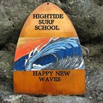 High tide surf school