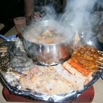 Steamboat BBQ - Fully loaded