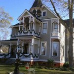 Chipley Murrah B&B Decorated for Christmas