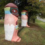 Totem Pole Park