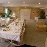  The Dining Room for those having Treatments