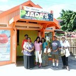 Nothing refreshes you like Jada's Tropical Water Ice