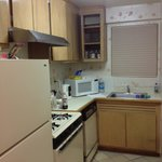  Kitchenette - spacious, dishwasher, big fridge with freezer