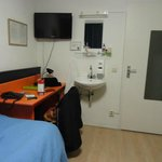 the room has space and all facilities to make you feel confortable