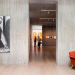 Education gallery of Clyfford Still Museum.