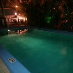  Pool @ Night