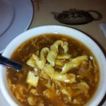 excellent hot/sour soup