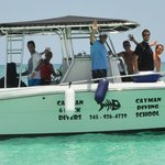 Cayman Diving School