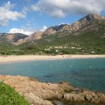 Plage d'Arone