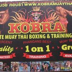 Kobra Muay Thai Boxing Stadium