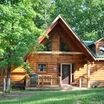 2, 3 and 4 bedroom cabins to choose from