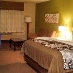 Foto van Sleep Inn & Suites Harbour Pointe