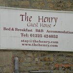  The Henry B&amp;B