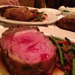 Prime Rib and Bone in Rib Eye