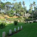 Commonwealth War Cemetery, Kandy
