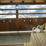  sauna panoramica per adulti