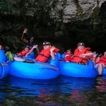 Cave-Tubing - Fun for children &amp; adults of all ages