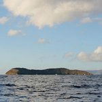 on the way to molokini on the seafire