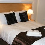Luxury ensuite rooms