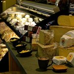 The cheese desk