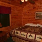  2 Bedroom Executive Cabin Suite Bedroom