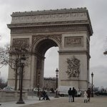 Arco del Triunfo (Arc de Triomphe)
