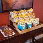 Club lounge chips