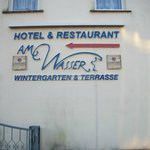 Photo of Hotel & Restaurant Am Wasser