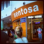  to sentosa island mat