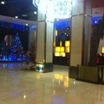  Lobby view just before Christmas 2012