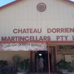 Front of Chateau Dorrien