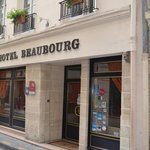  Hotel Beaubourg