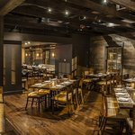 loft and optional private dining