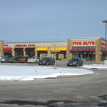 Five Guys Burgers and Fries: