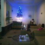  Lobby Area Xmas..