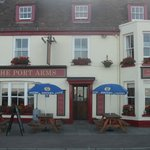 The Newly Refurbished Port Arms