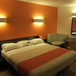  Newly renovated room with King bed &amp; seating area