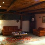 La hall dello Chalet