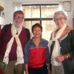 Nepalese hospitality at its best. Thank you Asmita!