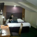 Foto de Premier Inn Weston-Super-Mare - Lympsham