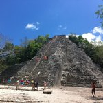 Coba Mayan Village
