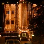  Hotel from front (during Diwali)