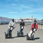 A Day in LA Tours - Santa Monica Segway