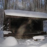  Leanto on Bear Mountain Trail