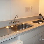  Kitchenette in our unit