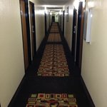  hallway to my room