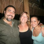 Carlos, Tani & Miss Gaby...our hosts! They'll make you welcome!